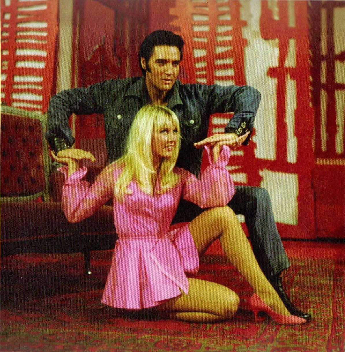 Elvis Presley Amp Susan Henning